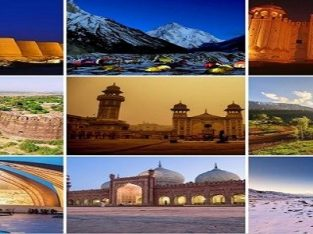 Tours Packages Provided for different countries