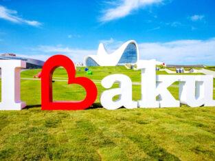 Baku With Gabala Tour on Valentine