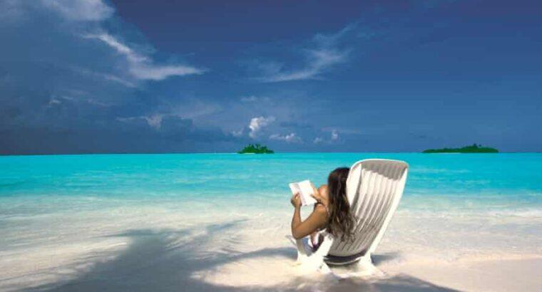 MALDIVES BEACHFRONT HOTEL PACKAGE 6 Days