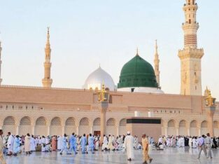 Go to Umrah with galaxy rides